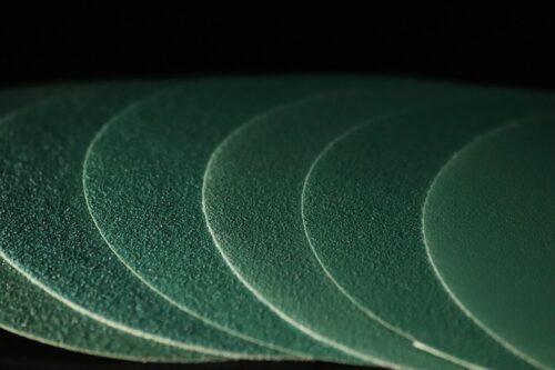 Supreme Green Film Discs